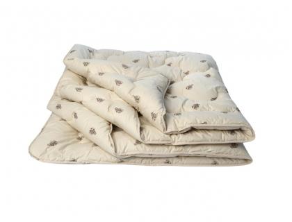 2-спальное одеяло из верблюжьей шерсти Ившвейстандарт Оригинал