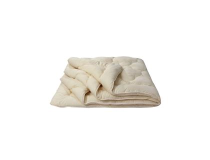 1,5-спальное одеяло из овечьей шерсти Ившвейстандарт Комфорт