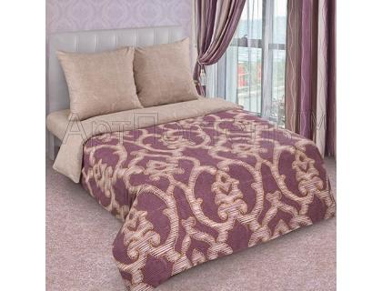 Двуспальный комплект постельного белья из поплина Артпостель Ричард