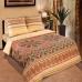 Двуспальный комплект постельного белья из поплина Артпостель Караван