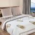 Двуспальный комплект постельного белья из поплина Артпостель Прикосновение