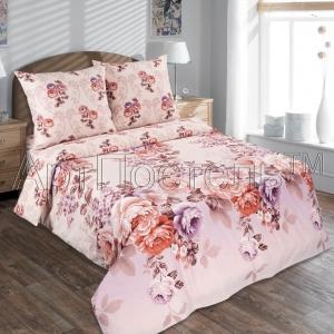 Постельное белье Артпостель Карамельная роза (2-спальное, поплин)