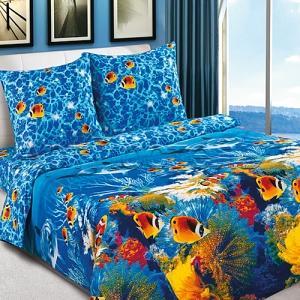 Постельное белье Артпостель Океан (2-спальное, поплин)