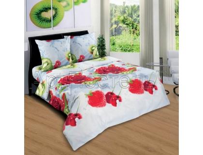 Двуспальный комплект постельного белья из поплина Артпостель Наслаждение