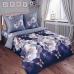 Двуспальный комплект постельного белья из поплина Артпостель Мерцание