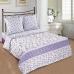 Двуспальный комплект постельного белья из поплина Артпостель Виола