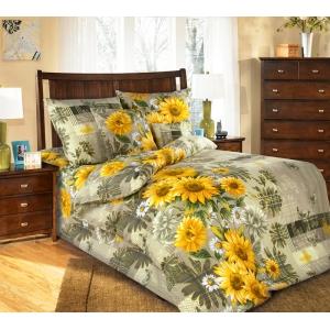 Постельное белье Текс-Дизайн Дары солнца (1,5 спальное, бязь)