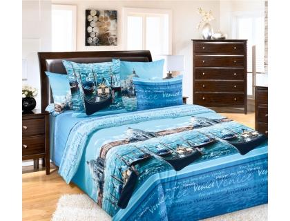 2-спальный комплект постельного белья из бязи Текс-Дизайн Венеция
