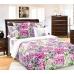 2-спальный комплект постельного белья из бязи Текс-Дизайн Флоксы