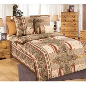 Постельное белье Текс-Дизайн Византия (1,5 спальное, бязь)