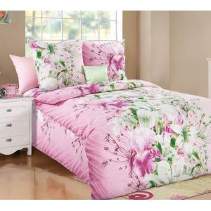 Постельное белье Текс-Дизайн Магия цветов (1,5 спальное, бязь)