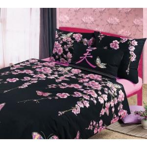 Постельное белье Текс-Дизайн Сакура (2 спальное, бязь)
