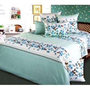 Постельное белье Текс-Дизайн Апрель (2 спальное, бязь)