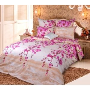 Постельное белье Текс-Дизайн Весенняя соната (2 спальное, бязь)