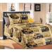 Детский комплект постельного белья из бязи Текс Дизайн Сафари  (1,5-спальный)