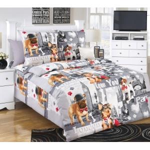 Детское постельное белье Текс Дизайн Евротур  (1,5-спальное, бязь)