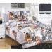 Детский комплект постельного белья из бязи Текс Дизайн Евротур  (1,5-спальный)