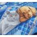 Детский комплект постельного белья из бязи Текс Дизайн Четыре лапы  (1,5-спальный)
