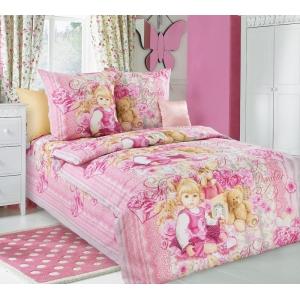 Детское постельное белье Текс Дизайн Сьюзи  (1,5-спальное, бязь)