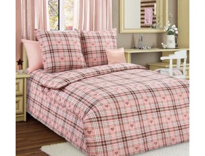 Детский комплект постельного белья из бязи Текс Дизайн Симпатия  (1,5-спальный)