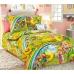 Детский комплект постельного белья из бязи Текс Дизайн Репка  (1,5-спальный)