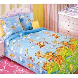 Детское постельное белье Текс Дизайн Лето (1,5-спальное, бязь)