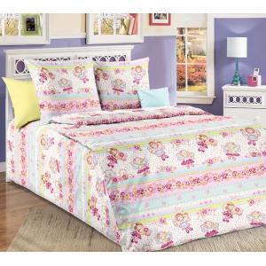 Детское постельное белье Текс Дизайн Агата  (1,5-спальное, бязь)