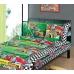 Детский комплект постельного белья из бязи Текс Дизайн Формула 1 (1,5-спальный)