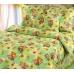Детский комплект постельного белья из бязи Текс Дизайн Веселая полянка  (1,5-спальный)