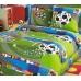Детский комплект постельного белья из бязи Текс Дизайн Чемпионат  (1,5-спальный)