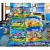 Детский комплект постельного белья из бязи Текс Дизайн Граффити (1,5-спальный)