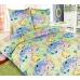 Детский комплект постельного белья из бязи Текс Дизайн Чудо-пони  (1,5-спальный)
