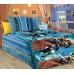 Детский комплект постельного белья из бязи Текс Дизайн Драйв  (1,5-спальный)