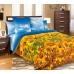 Семейный комплект постельного белья из перкаля Текс-Дизайн Зарница