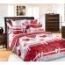 Семейный комплект постельного белья из перкаля Текс-Дизайн Комплимент