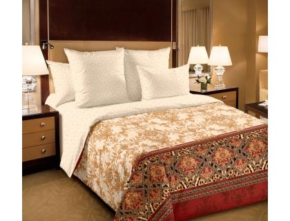 Семейный комплект постельного белья из перкаля Текс-Дизайн Императрица