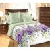 Семейный комплект постельного белья из перкаля Текс-Дизайн Колокольчики