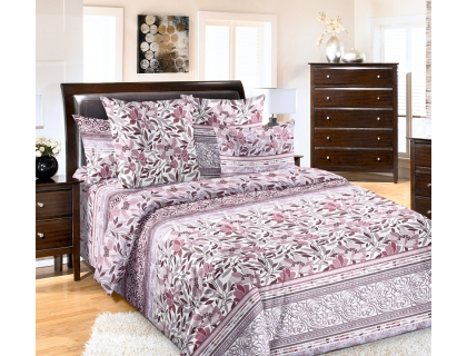 Семейный комплект постельного белья из перкаля Текс-Дизайн Констанция