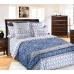 Семейный комплект постельного белья из перкаля Текс-Дизайн Глория