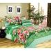 Семейный комплект постельного белья из сатина Текс-Дизайн Лилиана