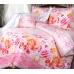 Семейный комплект постельного белья из сатина Текс-Дизайн Нежность