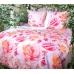 Семейный комплект постельного белья из сатина Текс-Дизайн Рассвет