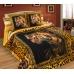 Евро комплект постельного белья из сатина Текс-Дизайн Тигр