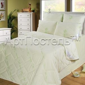 1,5-спальное одеяло из бамбука (антистресс) Артпостель Премиум