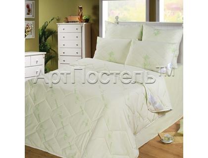 2-спальное одеяло из бамбука (антистресс) Артпостель Премиум