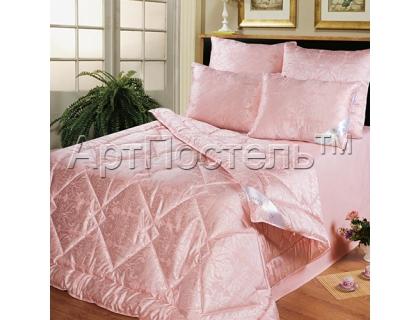 1,5-спальное одеяло из козьего пуха (шерсти) Артпостель Премиум