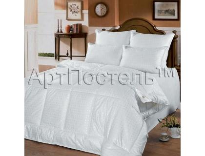 """1,5-спальное одеяло """"Лебяжий пух"""" Артпостель Премиум"""
